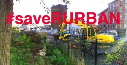 #saveRURBAN1 | R-Urban