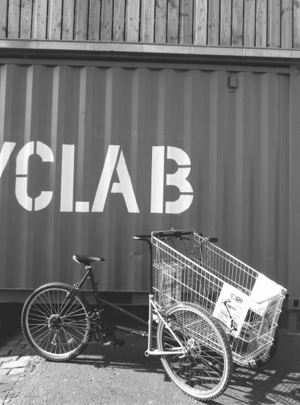 Photo Cargo Vélo